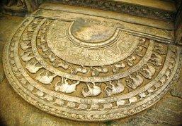 Sacred Quadrangle Vatadage Polonnaruwa Sri Lanka 7