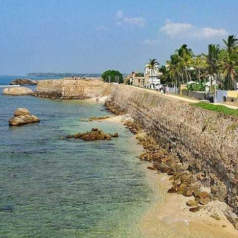 GALLE FORT WALK WITH RESIDENT HOST