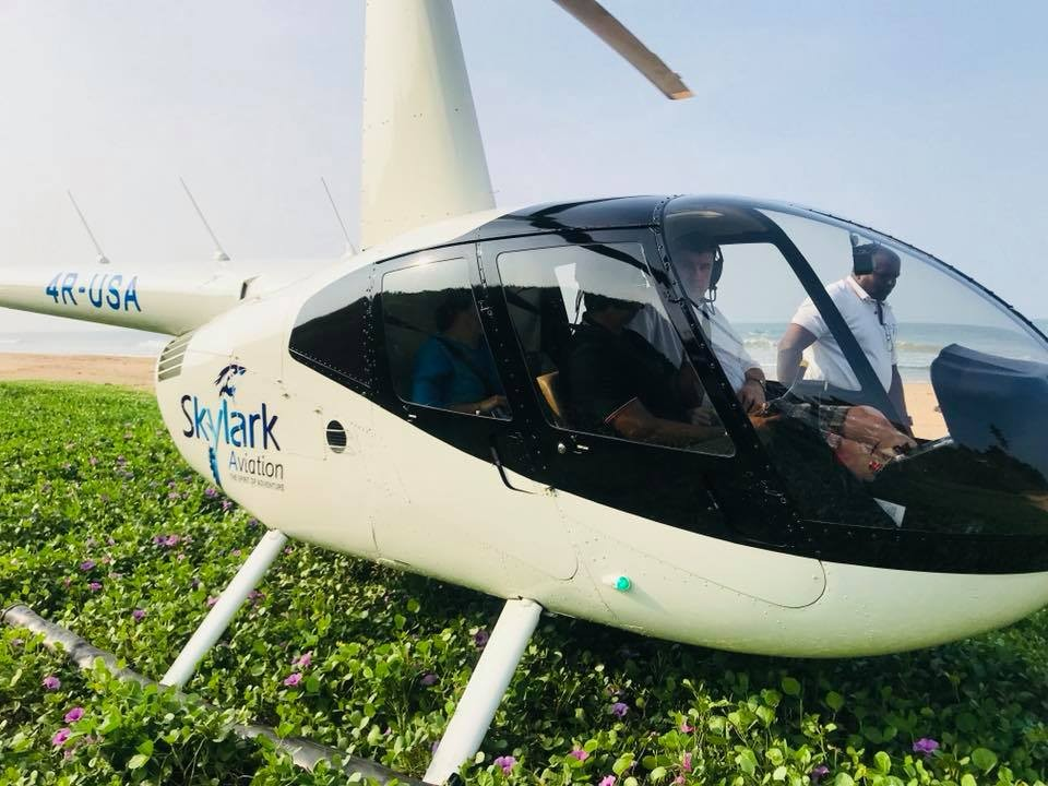 Helicopter Joy Rides with Skylark