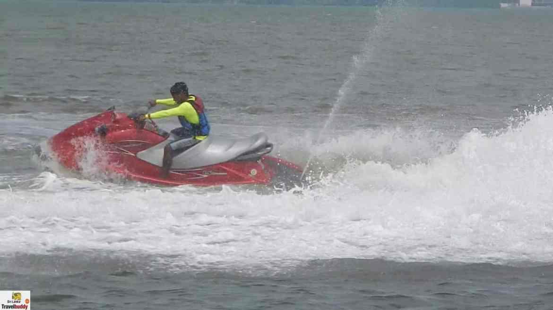 water sports in Sri Lanka