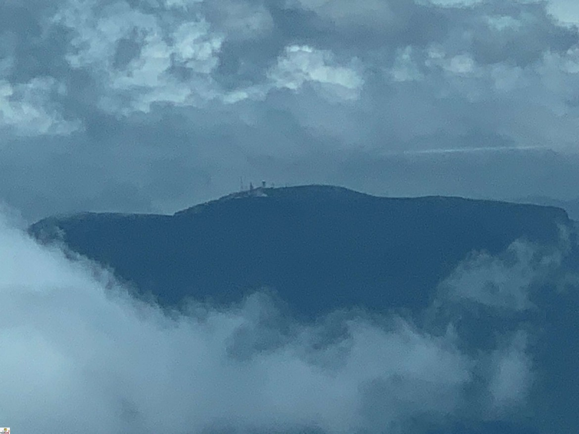 Mount Pedro - tallest mountain in Sri Lanka