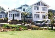 Alpine Hotel - Nuwara Eliya Sri Lanka
