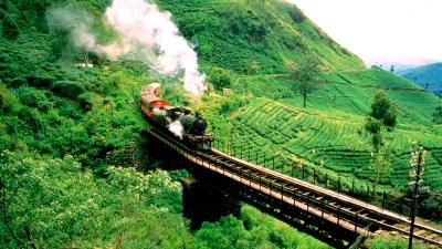 Charcoal train Sri Lanka - Sri Lanka Travel Partner
