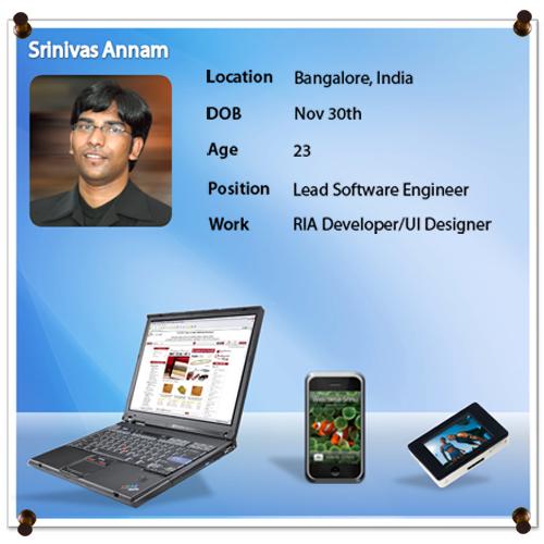 About Srinivas Annam