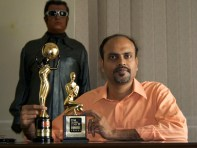 "Star Scree Award & Global Indian Film TV Honor for ""Endhiran The Robot"" in Best Visual Effects category"