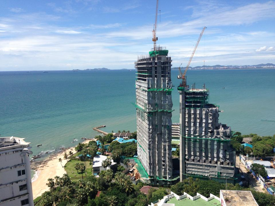 Palm wongamat pattaya