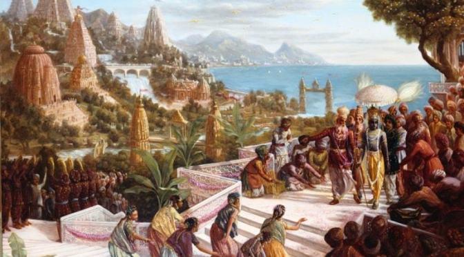 Chapter 16 Daivasura Sampad Vibhaga Yoga Verse 12