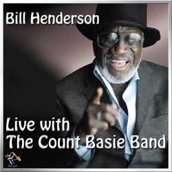 Bill Henderson & Count Basie Orchestra – Live In Concert With The Count Basie Band