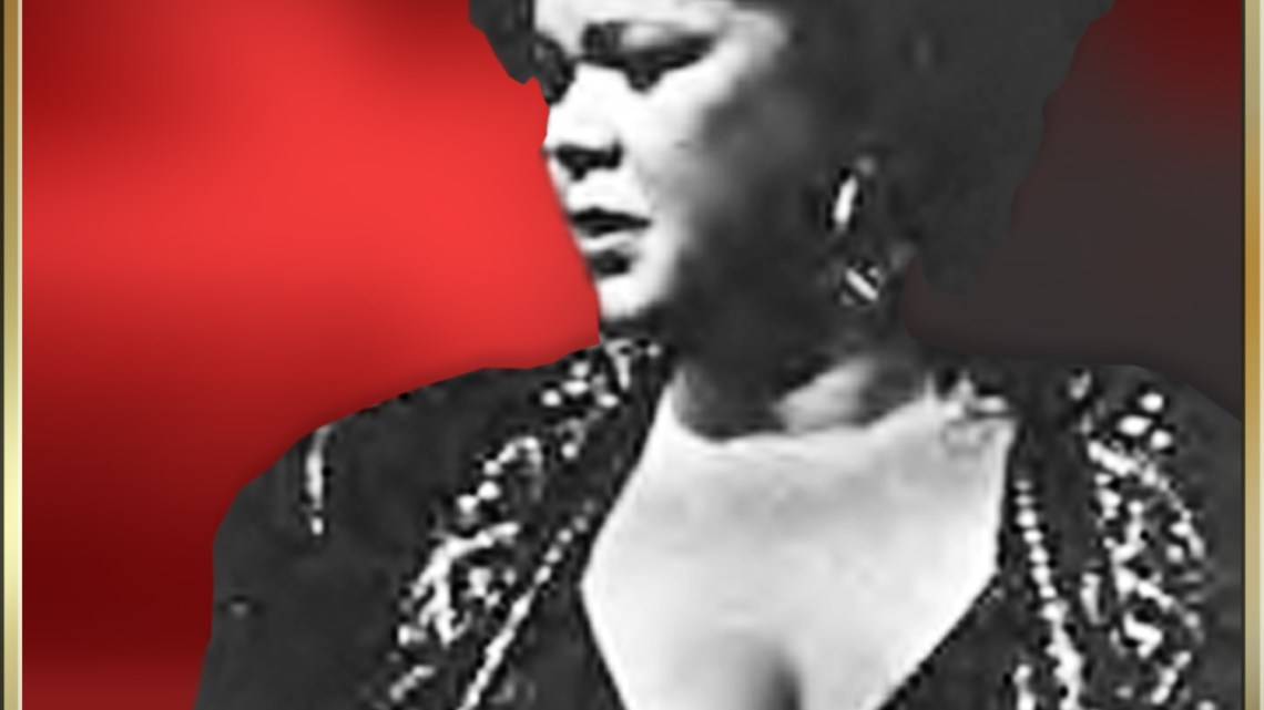 Etta James – Etta: Red, Hot 'N Live
