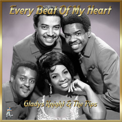 Gladys Knight And The Pips – Every Beat Of My Heart