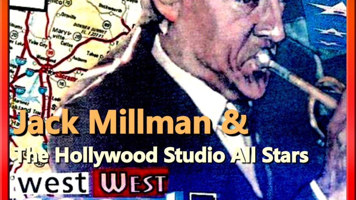 Jack Millman & The Hollywood Studio All Stars – West Coast Jazz