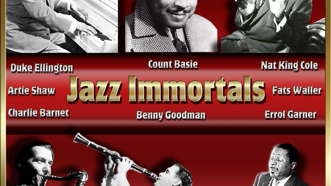 Jazz Immortals – Various Artists