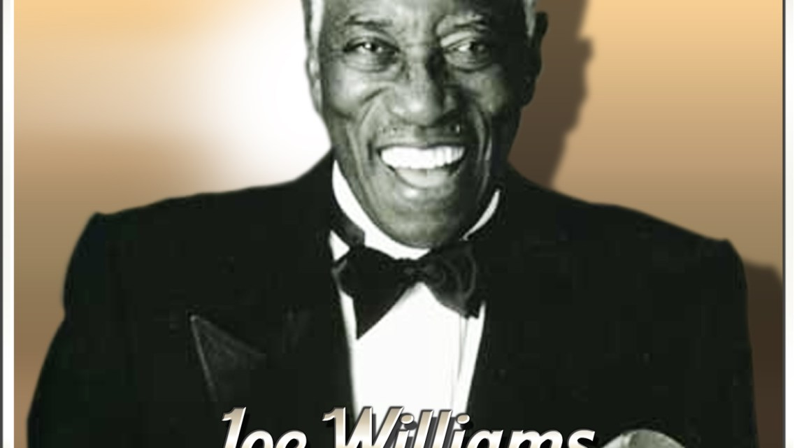 Joe Williams – Live In Las Vegas