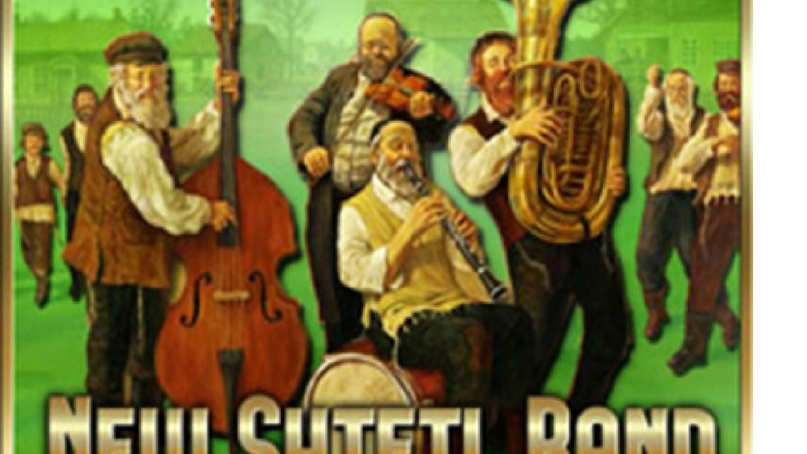 New Shtetl Band – Klezmer