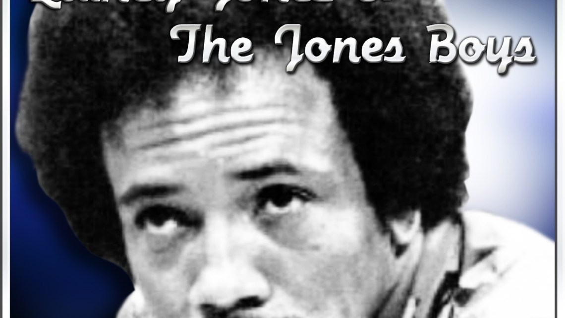 Quincy Jones & The Jones Boys – Jump For Jones