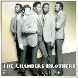 The Chambers Brothers – Time