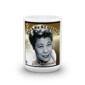 Ella Fitzgerald Mug