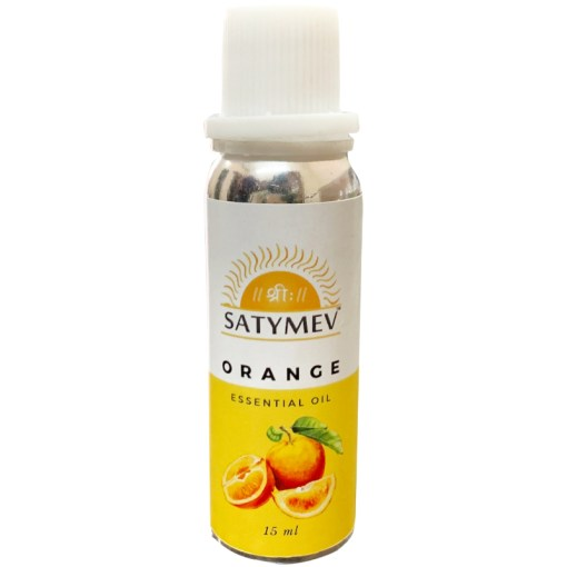 SriSatymev Orange Essential Oil