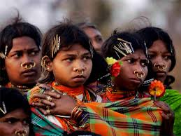 important tribes of india information