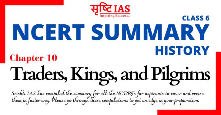 ncert summary history class 6 chapter 10