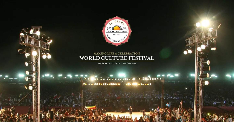 World Culture Festival - Celebration of Diversity and Uniqueness