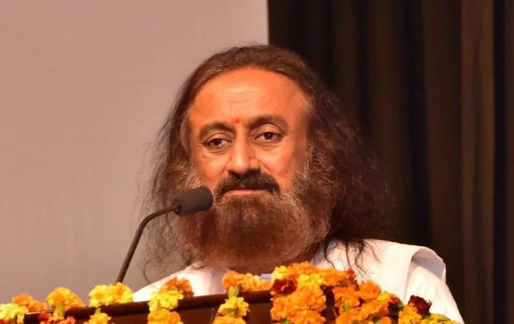 ravi shankar om namah shivaya