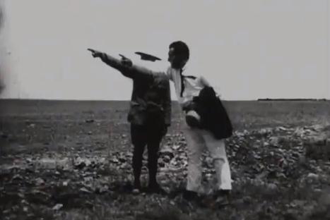 מעשה בתייר אמריקאי בארץ ישראל, 1923