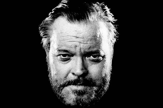 Orson Welles - Shadows and Light