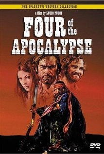 four of the apocalypse poster