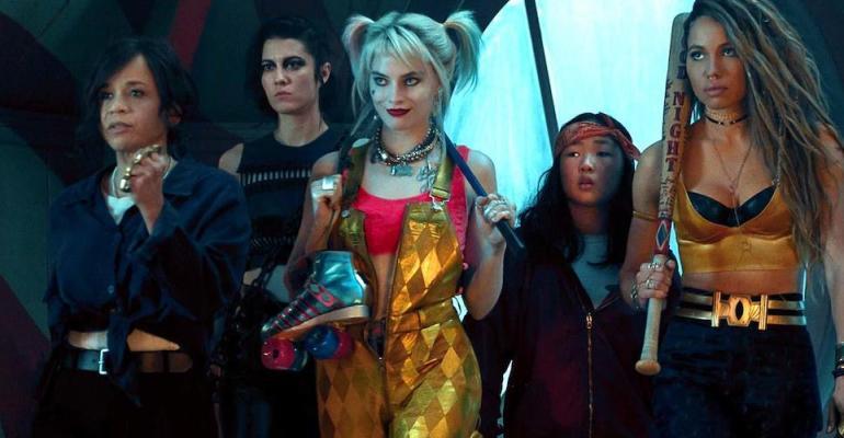 ״ציפורי הטרף״, סקירה לסרט של הארלי קווין וחברות
