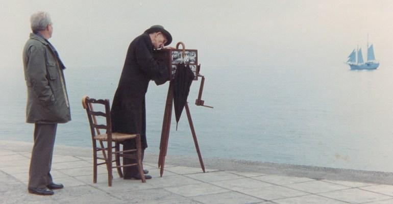 ״המבט של אודיסאוס״ והקולנוע של אנגלופולוס