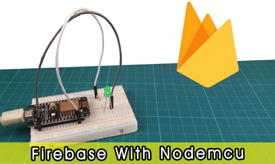 How to fetch data from Firebase to Nodemcu | Step by step instructions