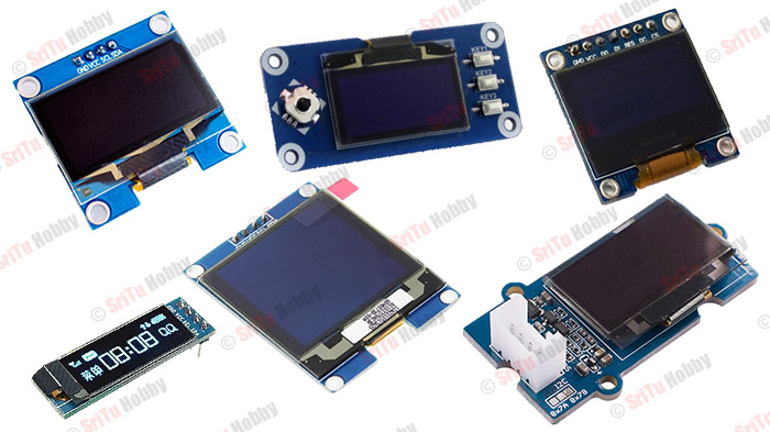 How to interface an SSD1306 OLED display with Arduino