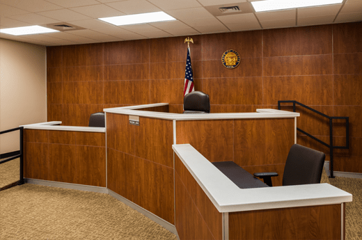 chair design portfolio 6 dining chairs dougherty county judicial center – judge's bench