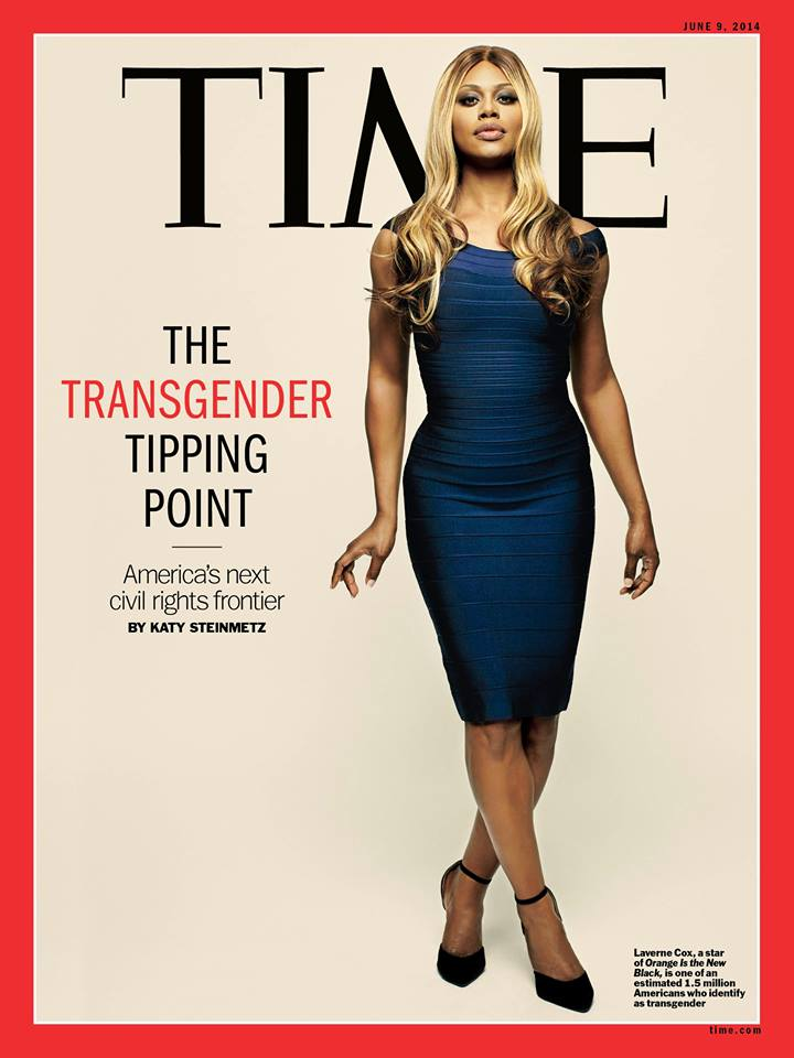 laverne cox, time mag cover may 2014