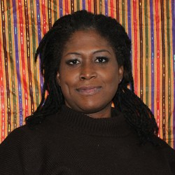 Marci, a member of Sylvia Rivera Law Project's Movement Building Team