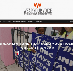 wear your voice article