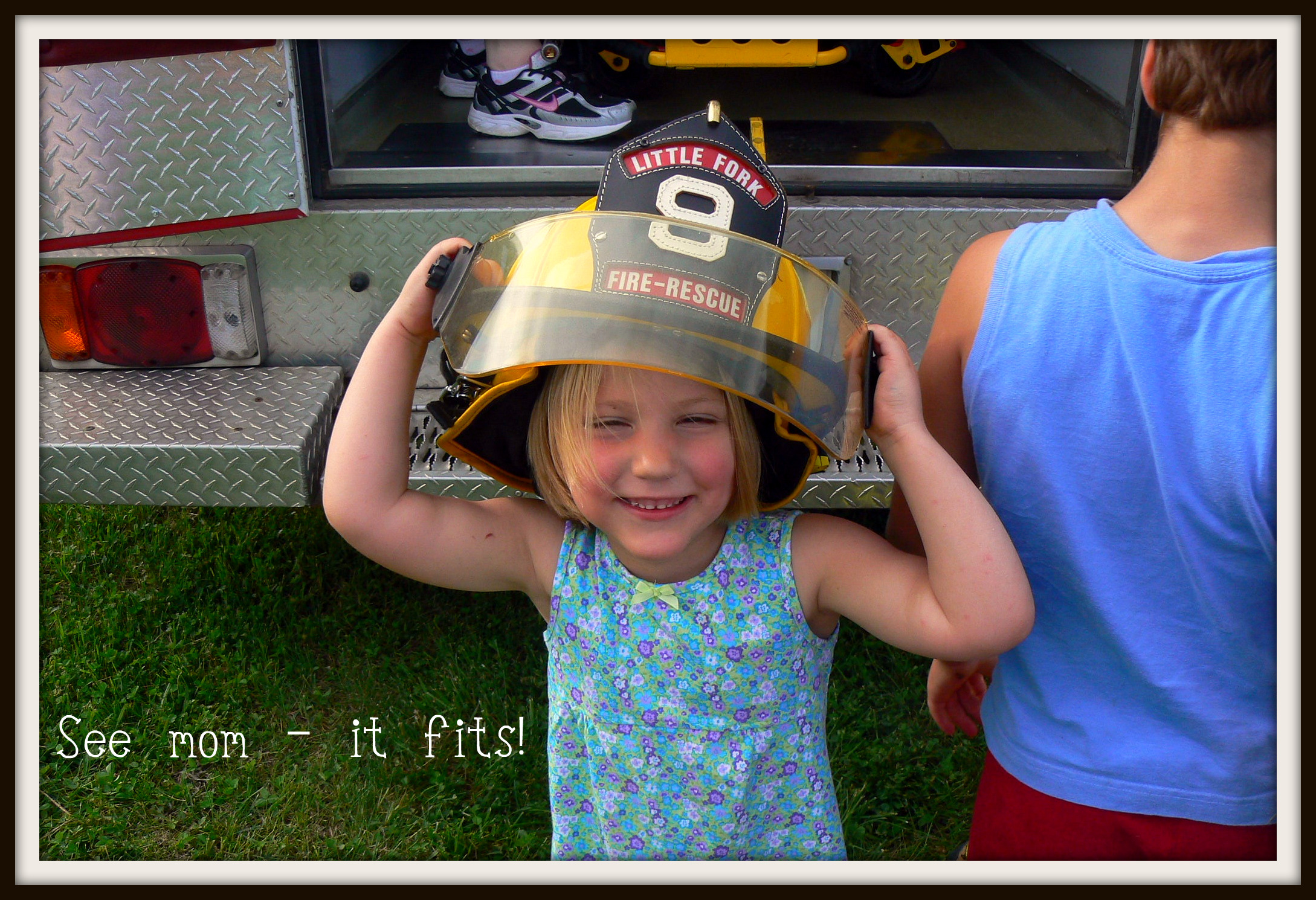 Logan fireman