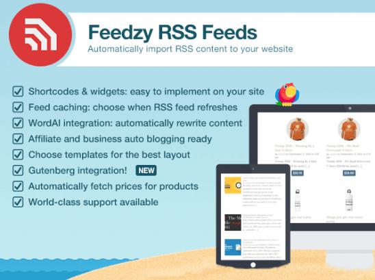 ThemeIsle Feedzy RSS Feeds Premium 1 6 7