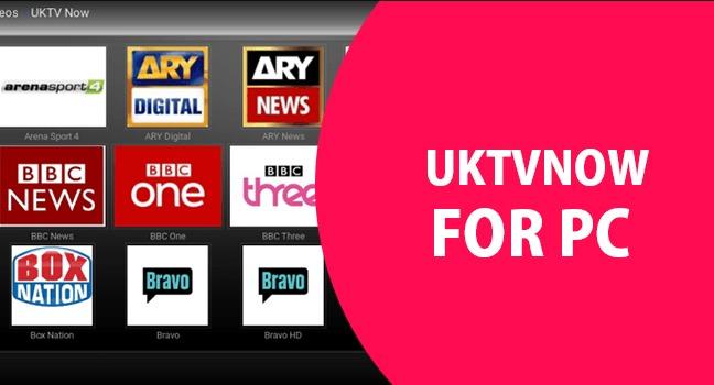UKTVNow apk for PC