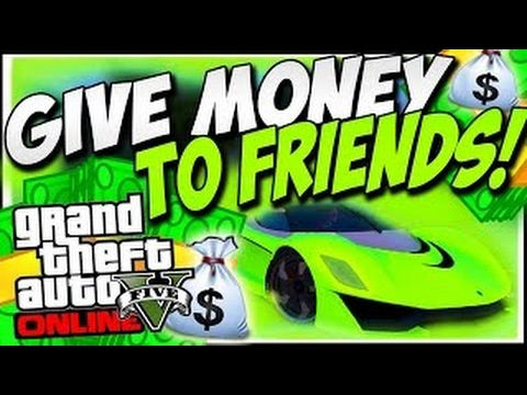 How to Give Money in GTA 5