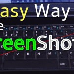 How to take screenshots on a laptop