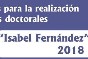 Becas Isabel Fernández