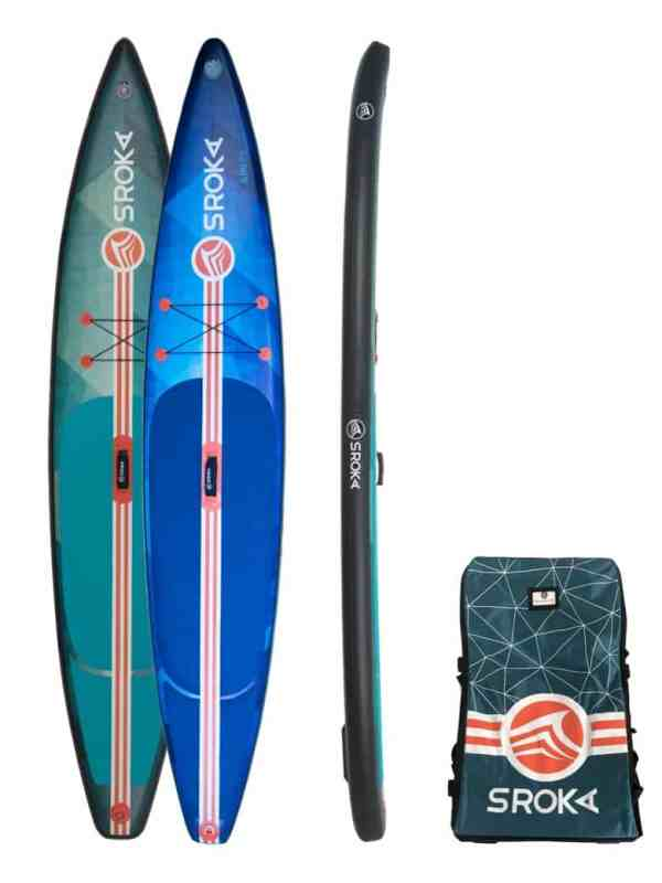 Paddle gonflable alpha 12'6