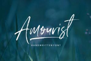 Amourist - Handwritten Font