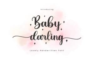 Baby Darling Font