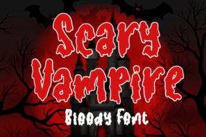 Scary Vampire