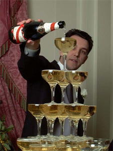 #61 - Champagne Fountains