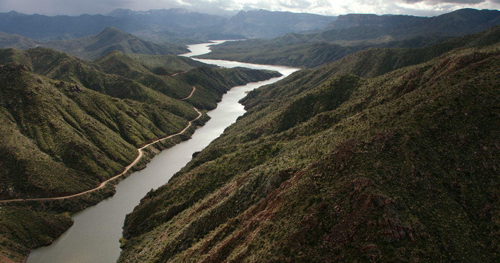 the-valley-water-supply-flows-from-forested-watershed-northern-arizona