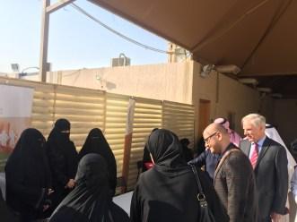 Saudi Arabia visit January 2017